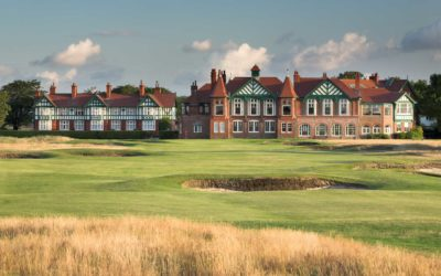 Royal Lytham & St Anne's, från 1886