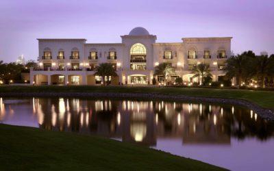 Montgomerie Golf resort