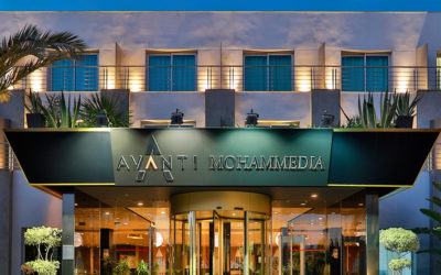 Avanti Beach Hotel Mohammedia